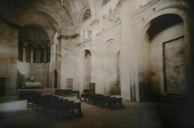 Chiesa di Cristo Re in Comenduno (anni 20 del secolo scorso) Albino