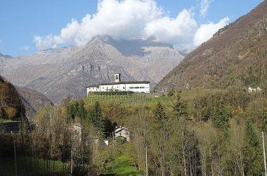 Chiesa di S. Maria Nascente Gandellino - Gromo San Marino