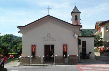 Chiesa di Sacro Cuore - Gandosso