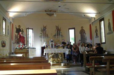 Chiesa di Sacro Cuore - Gandosso Bergamo