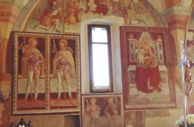 Chiesa di San Defendente – Clusone bg