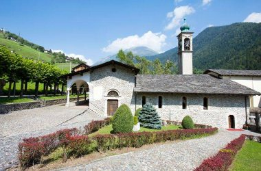 Chiesa di San Giacomo Gromo