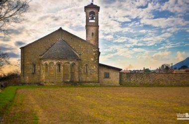 Chiesa di San Giorgio Lemine Almenno San Salvatore