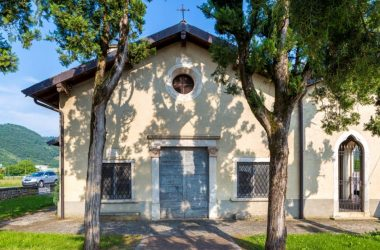 Chiesa di San Giorgio in Campis Zandobbio