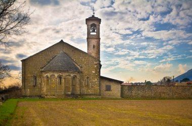 Chiesa di San Giorgio in Lemine- Almenno San Salvatore