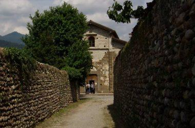 Chiesa di San Giorgio in Lemine Almenno San Salvatore