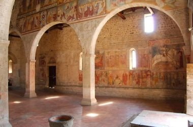 Chiesa di San Giorgio in Lemine- Almenno San Salvatore Bergamo