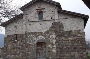 Chiesa di San Giorgio in Lemine Almenno San Salvatore Bergamo