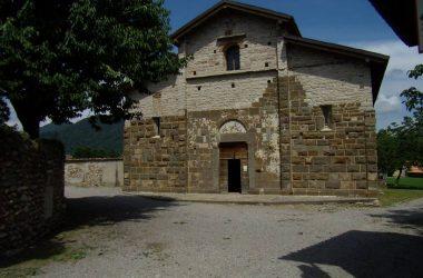 Chiesa di San Giorgio in Lemine Almenno San Salvatore Bg