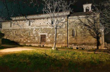 Chiesa di San Giorgio in Lemine di Almenno San Salvatore