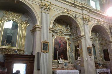Chiesa di San Giovanni Battista a Fuipiano Valle Imagna Bg