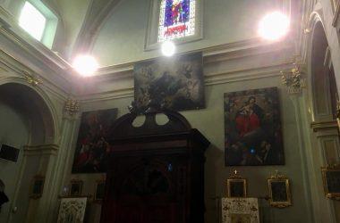 Chiesa di San Giovanni Battista di Fuipiano Valle Imagna