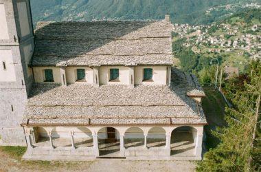Chiesa di San Giovanni Battista in Fuipiano Valle Imagna