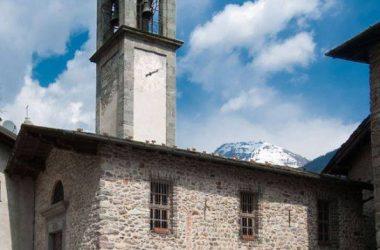 Chiesa di San Gregorio – Gromo Bg