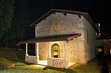 Chiesa di San Lorenzo a Barzizza - Gandino