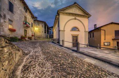 Chiesa di San Martino della Pigrizia - Bergamo