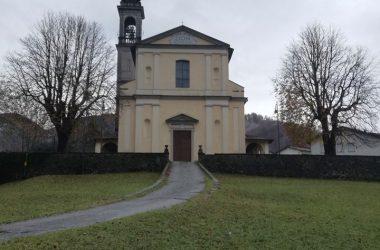 Chiesa di San Pietro D'orzio San Giovanni Bianco
