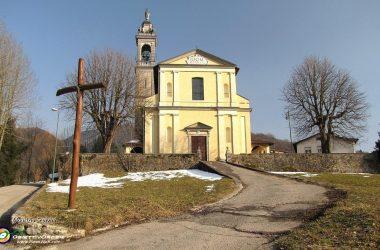 Chiesa di San Pietro Dorzio - San Giovanni Bianco