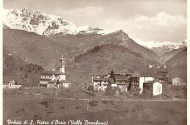 Chiesa di San Pietro D'orzio - San Giovanni Bianco