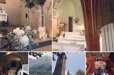 Chiesa di San Pietro in Vincoli, Spinone al lago, Bg