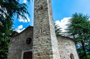 Chiesa di San Pietro in vincoli Spinone al lago
