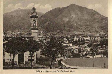 Chiesa di San Rocco - Albino Bg