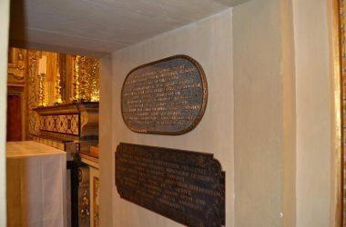 Chiesa di Santa Grata Bergamo Memoria della traslazione delle reliquie