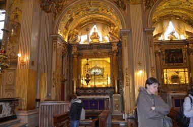 Chiesa di Santa Grata Bergamo città alta