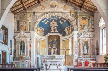 Chiesa di Santa Maria in Borgo - Nembro Bergamo