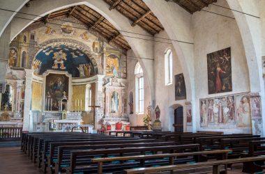 Chiesa di Santa Maria in Borgo - Nembro Bg