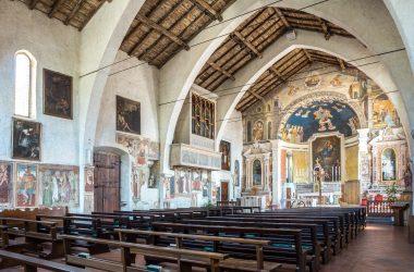 Chiesa di Santa Maria in Borgo a Nembro
