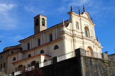 Chiesa di sant'antonio - peia