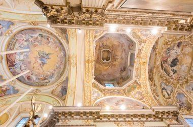 Chiesa parrocchiale della Conversione di San Paolo - San Paolo d'Argon Bg