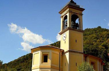 Chiesa parrocchiale di Burligo - Palazzago