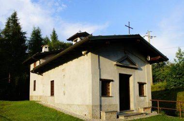 Chiesetta Colonia monte Farno Gandino