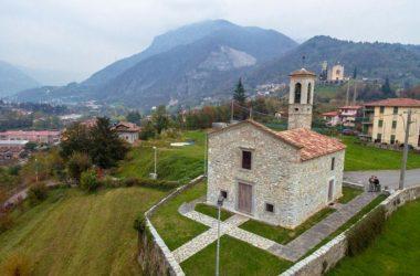 Chiesetta di Santo Stefano - Berzo San Fermo