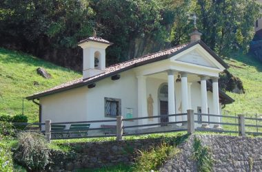 Chiesina di Caderizzi San Pellegrino Terme