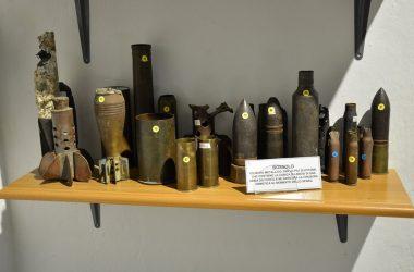 Cimeli della Guerra Museo del Soldato Zogno