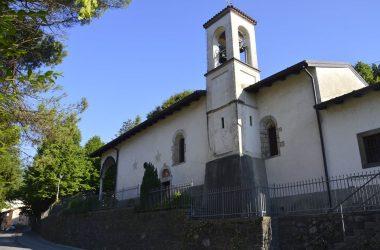 Clusone chiesa di San Defendente
