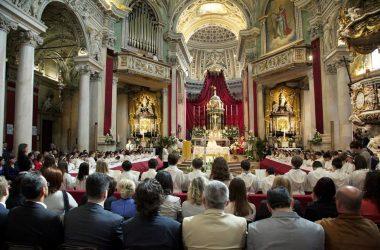 Comunioni Basilica di Alzano Lombardo Bg