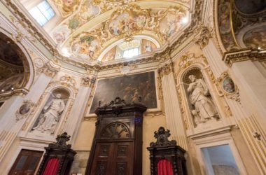 Confessionale Chiesa parrocchiale della Conversione di San Paolo - San Paolo d'Argon