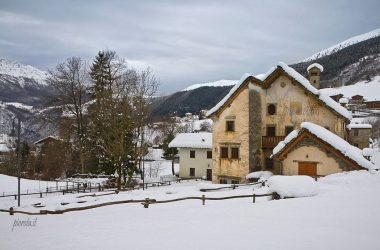 Contrada Arnosto - Fuipiano - Valle Imagna