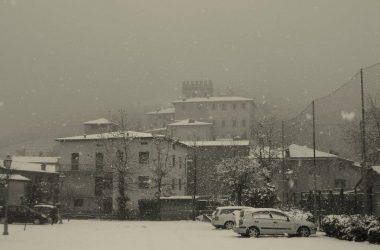 Costa di Mezzate Inverno al Castello Camozzi-Vertova