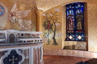 Cripta madonna delle lacrime Treviglio