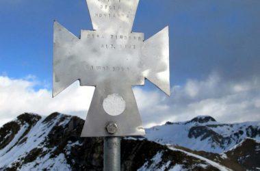 Croce di vetta Spiazzi di Gromo