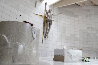 Crocefisso Chiesa Grassobbio