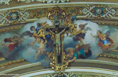 Crocifisso Chiesa di San Martino - Sarnico