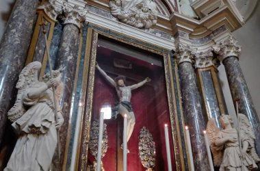 Crocifisso Parrocchia di Leffe
