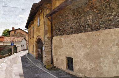 Da via Donizzetti(zona Paderno) Seriate