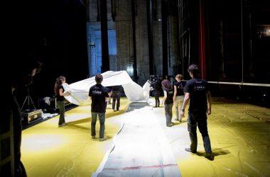 Dietro le quinte Teatro Donizetti Bergamo